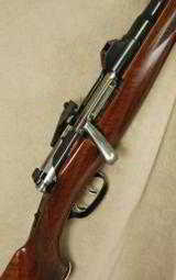 "Steyr Daimler Model 1961 MCA Carbine .270, 20"" bbl."