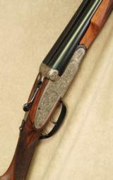 """F. Sarriugarte 20 gauge, 22"""" bbls."""