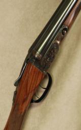 """Parker Reproduction DHE 2 bbl. set28 gauge, 26"""" & 28"""" bbls."""