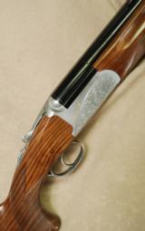 "Fausti Caledon L4 12 gauge, 30"" bbls."