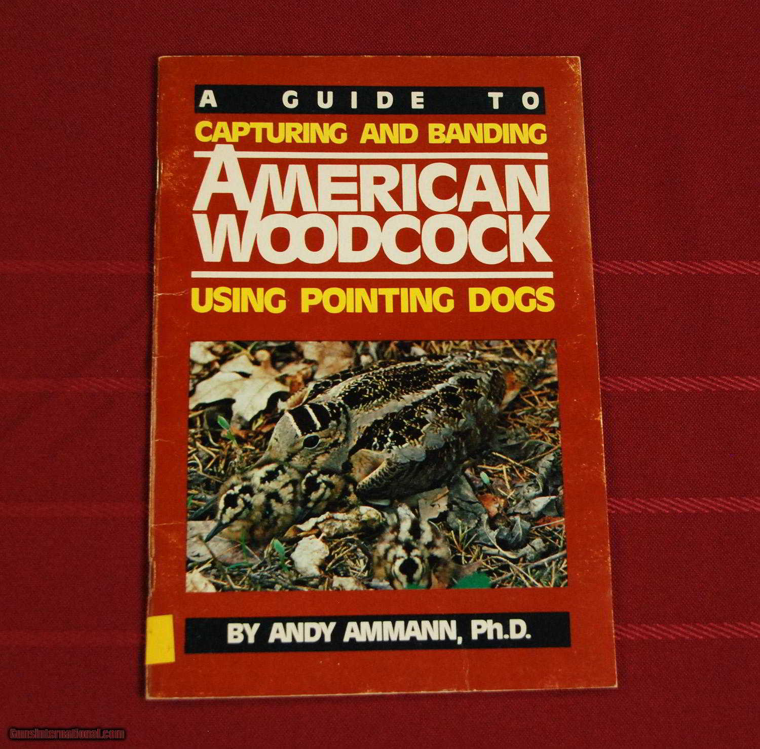 Banding guide array a guide to capturing and banding american woodcock using pointing dogs rh gunsinternational com fandeluxe Choice Image