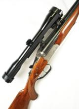 Sauer Model 3000, Combination Gun / Drilling, 12 gauge & 30-06 caliber