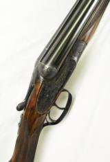 "Francotte Pre-25E, 12 gauge, 28"" bbls."