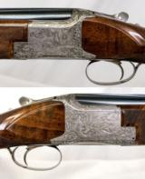 """Browning Superposed D4G Exhibition Grade, 12 gauge, 28"""" bbls. - 2 of 6"""