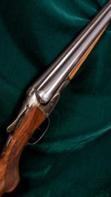 """A.H.Fox Sterlingworth 12 gauge, 30"""" bbls."""