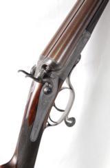 "STEPHEN GRANT Jones Rotary Underlever Hammer Gun 12 gauge, 30"" bbls."