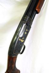 """WINCHESTER Model 12 Skeet 28 gauge, 26"""" bbl. Gino Cargnel engraved"""