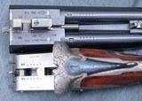"W.R. PAPE Best Boxlock Ejector 12 gauge, 28"" bbls. - 6 of 7"