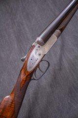 "WEBLEY & SCOTT Army & Navy C.S.L. 12 gauge, 30"" bbls."