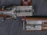 "STEPHEN GRANT Jones Rotary Underlever Hammer Gun 12 gauge, 30"" bbls. - 6 of 7"
