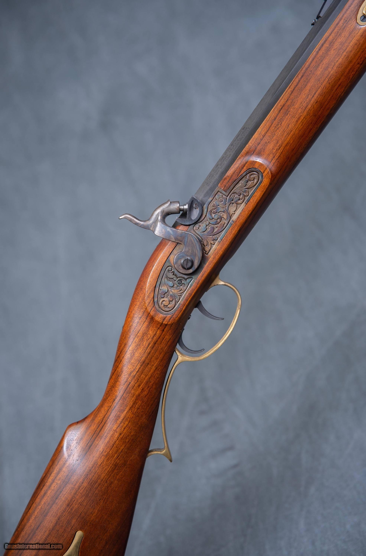 Cabela's / D  Pedersoli Hawken Black Powder Rifle  50 cal