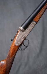 "AyA No. 2 Round Action 12 gauge, 28"" bbls."