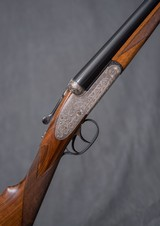 "AyA No. 2 Round Action 16 gauge, No. 1 Wood, 29"" bbls."