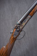"TATE Vintager 16 gauge Hammer Gun, 28"" bbls."