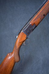 "BROWNING Superposed Grade I 12 gauge, 26 1/2"" bbls."