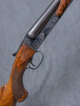 "WINCHESTER Model 21 Duck 21-4 Engraved 12 gauge, 30"" bbls."