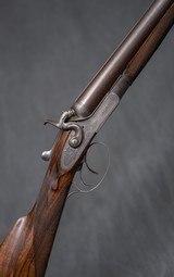 """J.D. DOUGALL 12 gauge Hammer Gun, 29 3/4"""" bbls. - 1 of 6"""