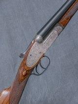 """AyA No. 53 20 gauge, 30"""" bbls. Cast On for Left-handed Shooter"""