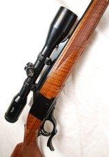 LENARD BROWNELL Custom Ruger #1 7x57