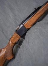 RUGER No. 1 RSI 6.5x55mm w/ Mannlicher stock