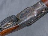 """1938 PARKER DHE 16 gauge #1 frame, 26"""" Titanic Steel bbls., 100% Original - 3 of 12"""