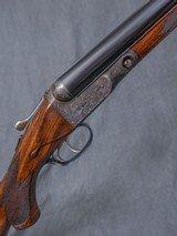 """1938 PARKER DHE 16 gauge #1 frame, 26"""" Titanic Steel bbls., 100% Original - 1 of 12"""