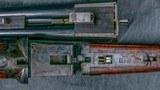 "1926 AH FOX CE 20 Gauge, 28"" Chromox Fluid Compressed Steel bbls., 100% Original - 13 of 14"