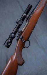 """Ruger M77 .308 Winchester, 20"""" bbl."""