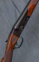 "WINCHESTER Model 21 Trap Grade 12 gauge 2 bbl. set, 26"" & 30"" bbls. - 1 of 6"