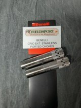 Benelli Crio Ext. Ported 12 Gauge chokes