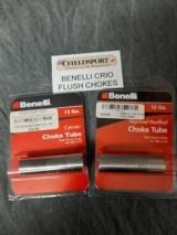 Benelli Crio Flush chokes, 12, 20 & 28 gauge.