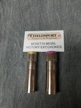 Beretta Mobil Victory Ext. Chokes