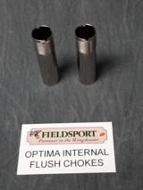 Beretta Optima Internal Flush chokes
