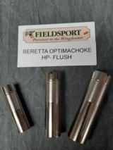 Beretta Optimachoke HP Flush choke tubes