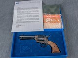 """COLT Single Action Army P1940 Model .44-40 WCF, 4 3/4"""" bbl. - 7 of 9"""