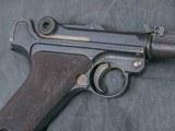 """DWM 1915 9mm Artillery Luger, 7 7/8"""" bbl. - 4 of 23"""