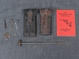 """DWM 1915 9mm Artillery Luger, 7 7/8"""" bbl. - 20 of 23"""