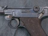 """DWM 1915 9mm Artillery Luger, 7 7/8"""" bbl. - 3 of 23"""