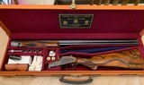 """Purdey sidelock Over-Under 20 gauge, 30"""" Bbls, 2003 and mint, Teage Choke Tubes, Leather Case w/canvas cover - 11 of 15"""