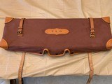 """Purdey sidelock Over-Under 20 gauge, 30"""" Bbls, 2003 and mint, Teage Choke Tubes, Leather Case w/canvas cover - 15 of 15"""