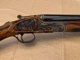 """Purdey sidelock Over-Under 20 gauge, 30"""" Bbls, 2003 and mint, Teage Choke Tubes, Leather Case w/canvas cover - 9 of 15"""