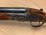 """Purdey sidelock Over-Under 20 gauge, 30"""" Bbls, 2003 and mint, Teage Choke Tubes, Leather Case w/canvas cover - 5 of 15"""
