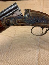 """Purdey sidelock Over-Under 20 gauge, 30"""" Bbls, 2003 and mint, Teage Choke Tubes, Leather Case w/canvas cover - 1 of 15"""