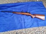 Anschutz 1710 HB 22 Rimfire Rifle