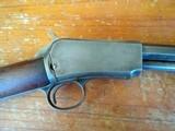 "WINCHESTER 1890 MODEL PUMP .22 SHORT ""GALLERY"" 2ND MODEL 1901 NICE!, C&R OK - 5 of 10"