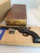 Colt Peace Maker Dual Cylinder