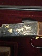 Krieghoff Crown Grade Reicht engraved