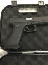 Glock model 34 customized Gen4