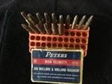 Peters 300 H&H Magnum