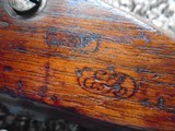 US Military Springfield Armory M1861 Rifled Musket .58 1862 Antique - Mint - 12 of 15